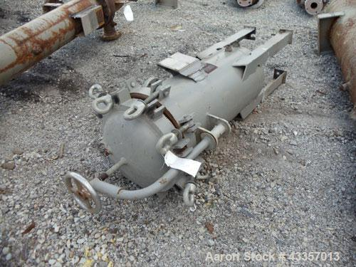 Used- Carbon Steel Rosedale Cartridge Filter, Model 1620303F1300C