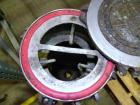 Used- Ronningen-Petter Single Bag Filter, 316 stainless steel. 8