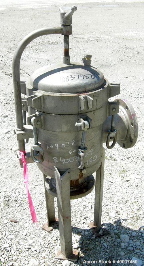 Used- USF Filtration Separators Filter, Model T942970-000