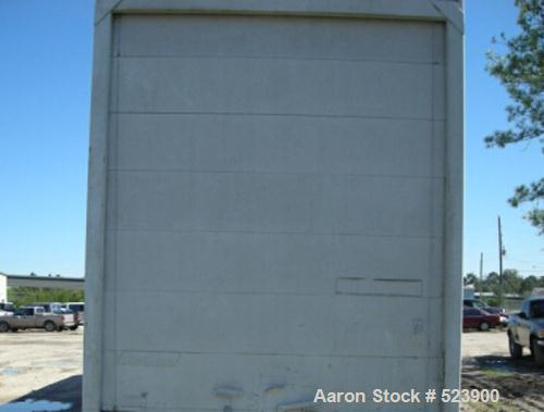 USED: 1.7 Meter Ashbrook filter belt press mounted on a 45 foot enclosed trailer. The trailer has fold down walkways on each...