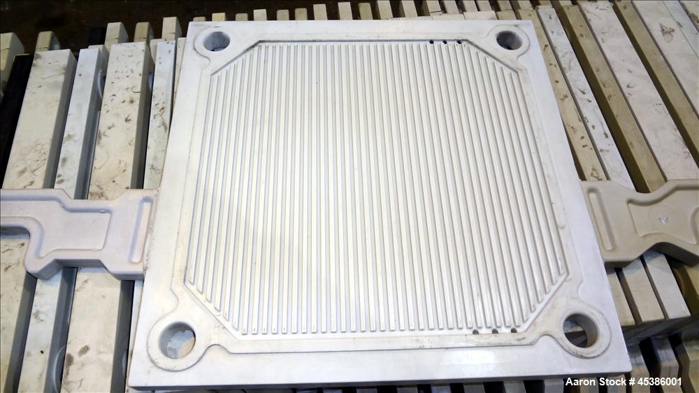 Used- Filtra Plate & Frame Filter Press