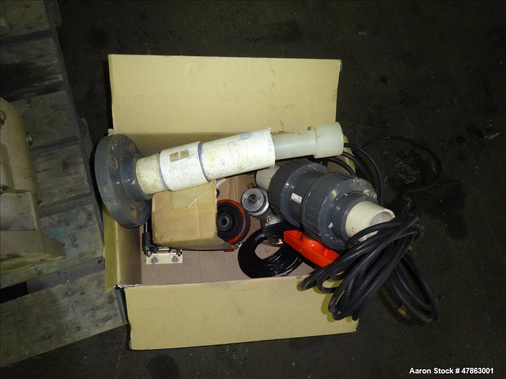 Used- Diagenex Model DP 1000 35/50 Filter Press.