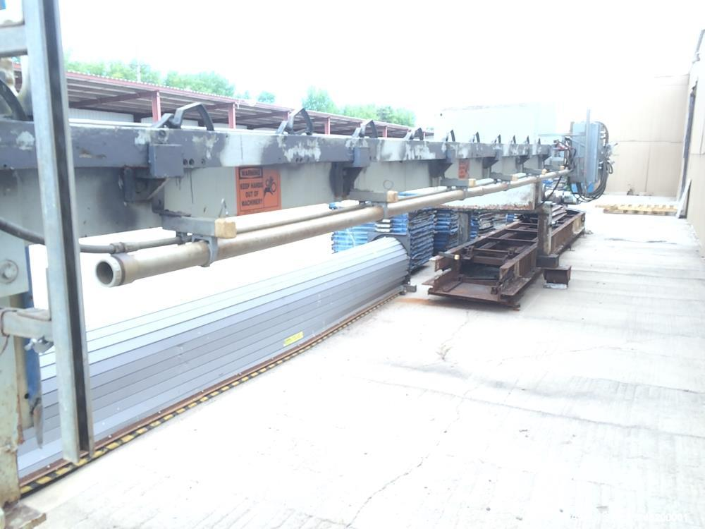 Used-Hoescht Filter Press, Model 1200/32-PP-225-100