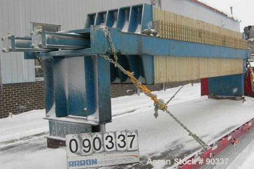 USED- Hoescht Filter Press, Model M42PP26
