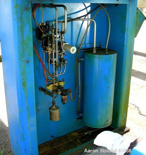 Used- Carbon Steel JWI Filter Press, Model 1500 MM