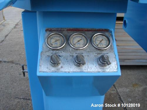 Used- JWI Recessed Plate Filter Press, Model 1450 mm