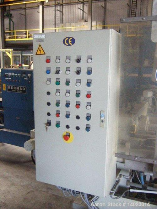 Used- Netzsch-Durr Filter Press
