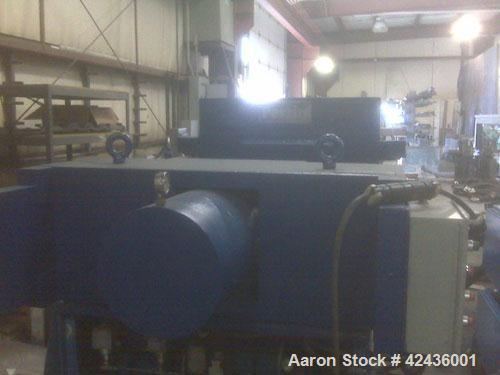 Used-Perrin Filter Press, Model PO2464. 48 x 48, 800 square foot filter area, 50 - 60 cubic foot cake. Reported to be recond...