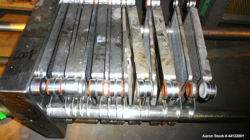 Used- Seitz Filter Press, Type 40-101