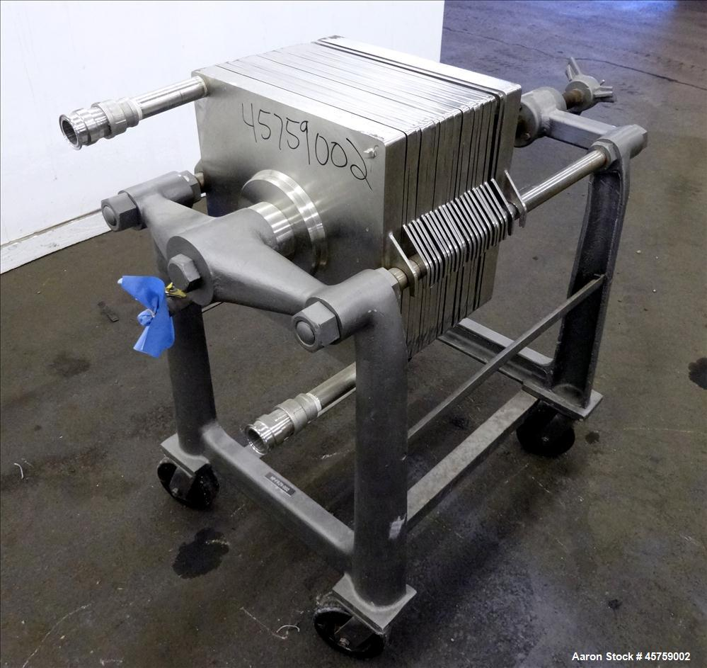 Used- Plate / Frame Filter Press