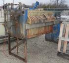 Used- Filter Press, 32