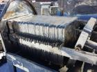Used- Stainless Steel Filter Press