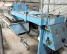 Used- Beckhart Environmental Hy-Pack Filter Press. (19) 24'' x 24'' Polypropylene plates, approximately 2'' thick. Approxima...