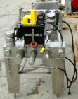USED: Carlson Ford Ltd polishing press skeleton (frame only). Requires 22