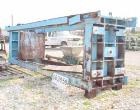 Used- Durco Quadra Press Filter Press Frame Only. Requires 48