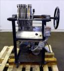 Used- Ertel Plate & Frame Stainless Steel Filter Press.