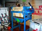 Used: JWI filter press, model 470G30-6-1-NA. (10) 18