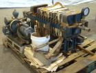 Used- T. Shriver Filter Press, Size 12. (11) 12