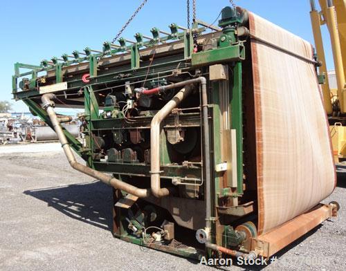 Used- Ashbrook-Simon-Hartley Winklepress Belt Filter Press, Type WP