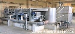Used- Ashbrook-Simon-Hartley Gravity Belt Thickener, Type Aquabelt