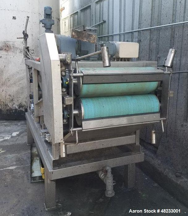 Used- OY Ekotuotanto AB Belt Press