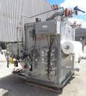 Used- Oberlin Automatic Pressure Filter, Model OPF-12, Carbon Steel. 12 Square feet filter area. Approximate press area 36
