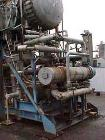 USED: Pannevis filter. Single motion liquor filtration stage followed by 3 countercurrent wash-filtration stages designed fo...