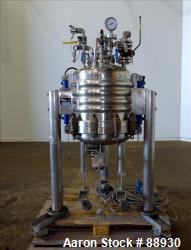 Used- Guedu Portable Pressure Nutsche Type Filter