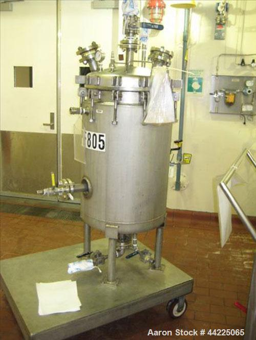 Used- Chuck Gurdin Jacketed Filter