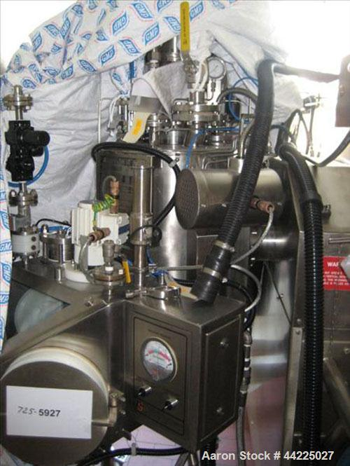 Used- Powder Systems Agitated Nutsche Filter Dryer