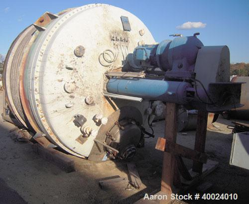 Used- Rosenmund Paddle Discharge Dryer