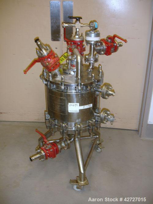 Used- Steri Technologies Pressure Nutsche Filter