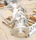 Used- Stainless Steel Cogeim Nutsche Filter/Dryer Discharge Hatch Valve