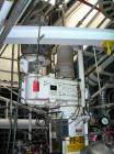 USED: Cogeim filter dryer, model FPP400DFF, 316L stainless steel product contact areas. Approximately 4 square meter. Intern...