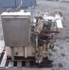 Used- Comber Pan Dryer, Model NTD17/25
