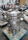 Used- Stainless Steel Duriron Nutsche Filter