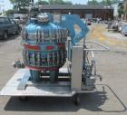 Used- Estrella Glass Lined Nutsche Filter, 0.5 Square Meter, Type 32. 32