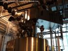 Used- Powder Systems filter dryer, 0.3 sq. meters, Hastelloy C22 construction.