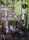 Used- Rosenmund Filter Dryer, 4 Square Meter, Model 4MS Side Discharge, 316L Stainless Steel. Approximately 96