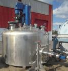 Used- Rosenmund Filter Dryer, 6 square meter, Hastelloy C22. 109 3/4
