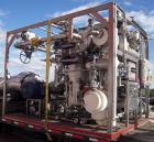 Used- Rosenmund Filter Dryer, 6 square meter, Hastelloy C22. 109 3/4