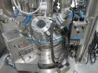Used- Rosenmund Geudu Nutsche Filter Dryer, 0.2 Square Meter, Hastelloy C22. 115 Liter working capacity, 44 liter cake capac...