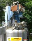 Used- Rosenmund Model RSD-0.4-964-98 Hastelloy C22 Nutsche Filter Dryer. Unit has welded dished top and clamped flat bottom ...