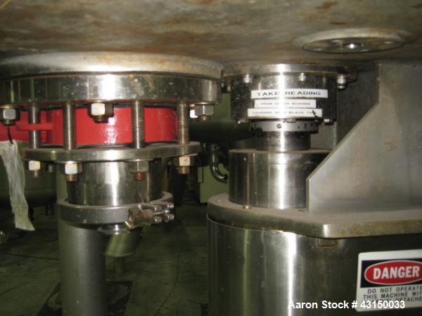 Used- Ketema Filtroba Helical Filter, Model HF-53