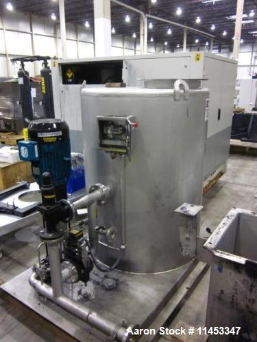 Used- Larox Tower Automatic Pressure Filter