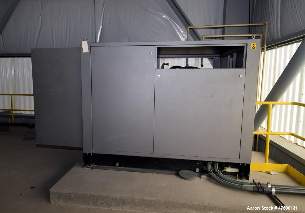 Unused- Outotec PF 48 Series Horizontal Plate Type Automatic Pressure Filter, Type PF 72/96 M48 2 33, 316L Stainless steel. ...