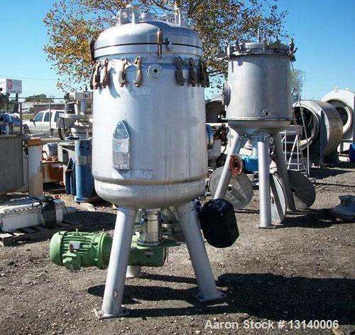 Used- Schenk Centrifugal Discharge Filter, Type ZHF-SR 15/10 KLKB1