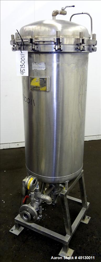 Used- Eurofiltec Cartridge Filter, Type FC 450 AC