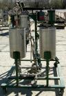 Used- Stainless Steel Chemap Funda Filter