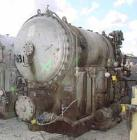 USED:Idrex Rotojet filter, model VFBD-600. 304 stainless steelconstruction, 600 sq ft filter area. (27) 48